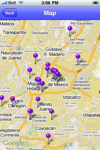 Mexico City Sights screenshot #1
