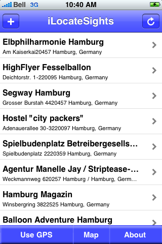 Hamburg, Germany Sights screenshot #3