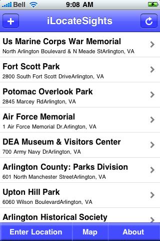 Arlington, Virginia Sights screenshot #2