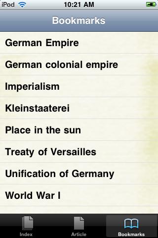 The German Colonial Empire Study Guide screenshot #3