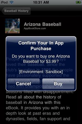 Baseball History screenshot #5