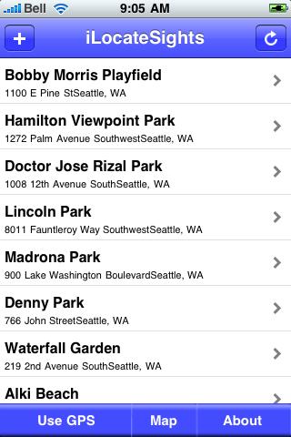 Seattle Sights screenshot #2