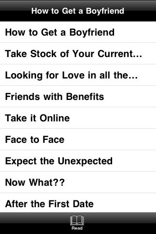 How to Get a Boyfriend Now screenshot #5