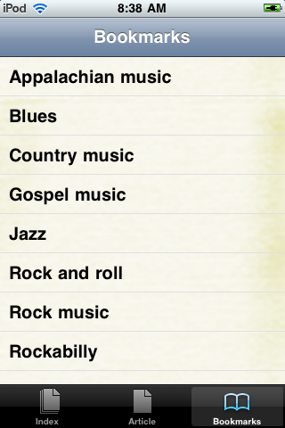 Rock and Roll Study Guide screenshot #3