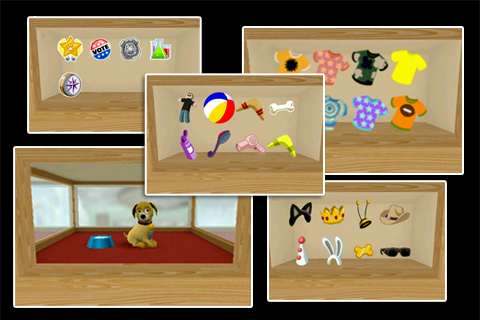 Touch Pets Dogs screenshot 5