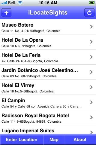 Bogotá, Colombia Sights screenshot #3