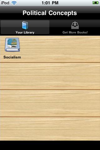 Political Concepts screenshot #1