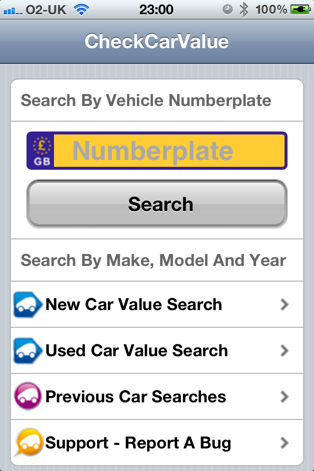 Check Car Value And Valuations With Hpi Iphone Reviews At Iphone