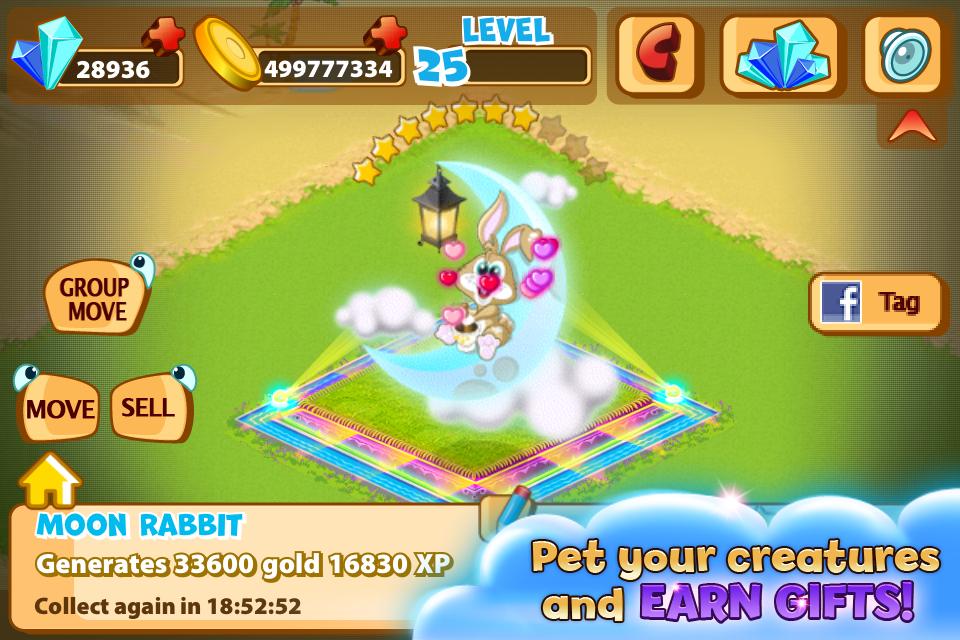 Fantasy Safari screenshot 3