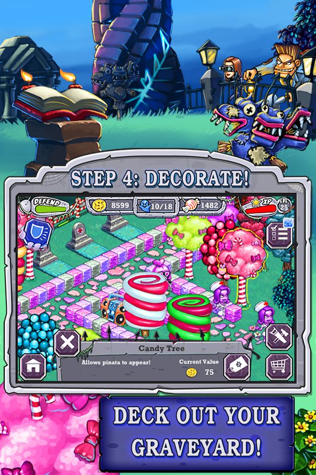 Ghost Harvest screenshot #4