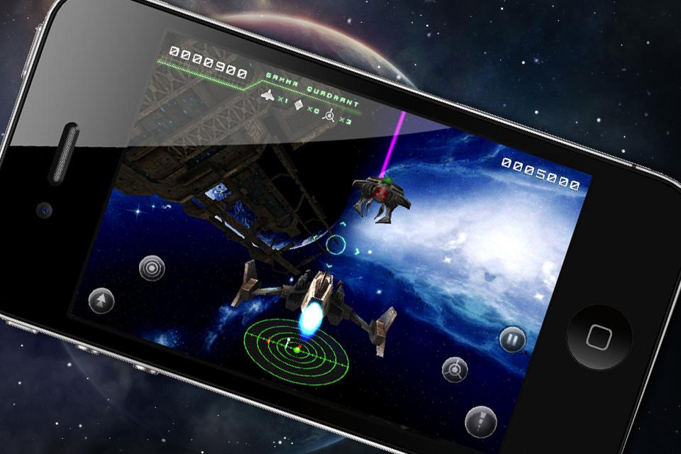 Asteroid 2012 Free-D screenshot 3