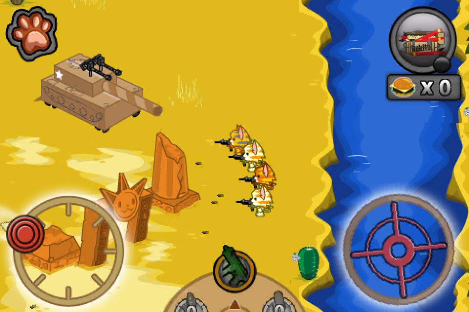 Meowcenaries screenshot #5