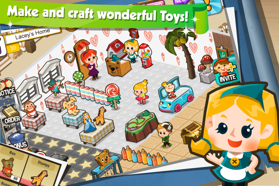 Toy Factory™ screenshot #1