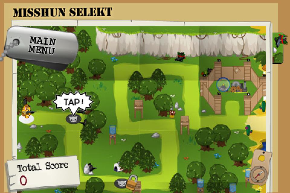 Meowcenaries Lite screenshot #3