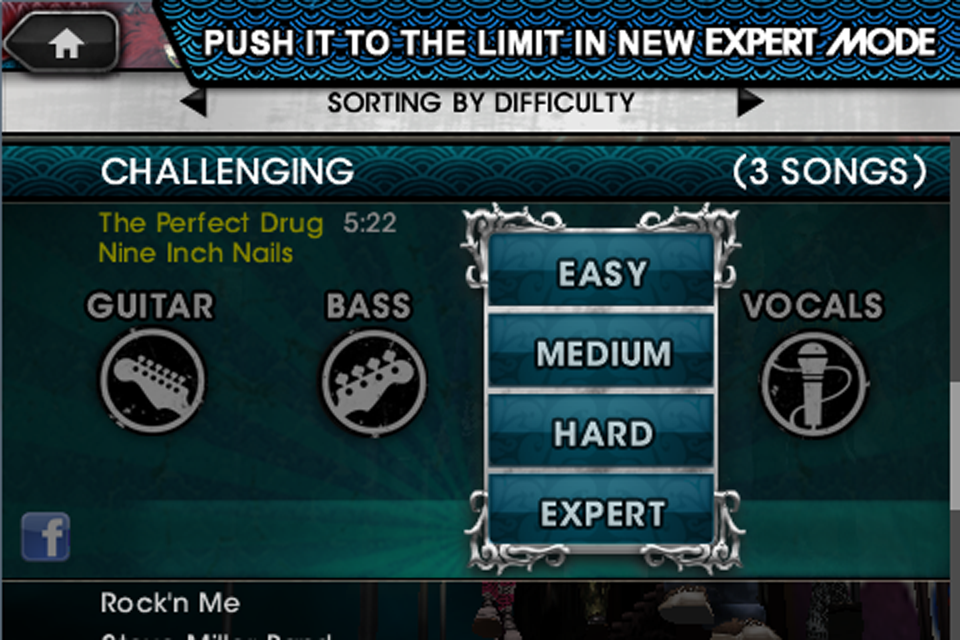 ROCK BAND Reloaded screenshot 3