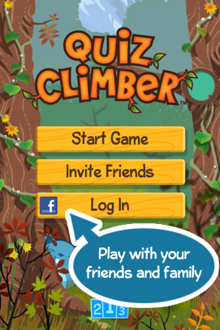 Quiz Climber™ screenshot #1