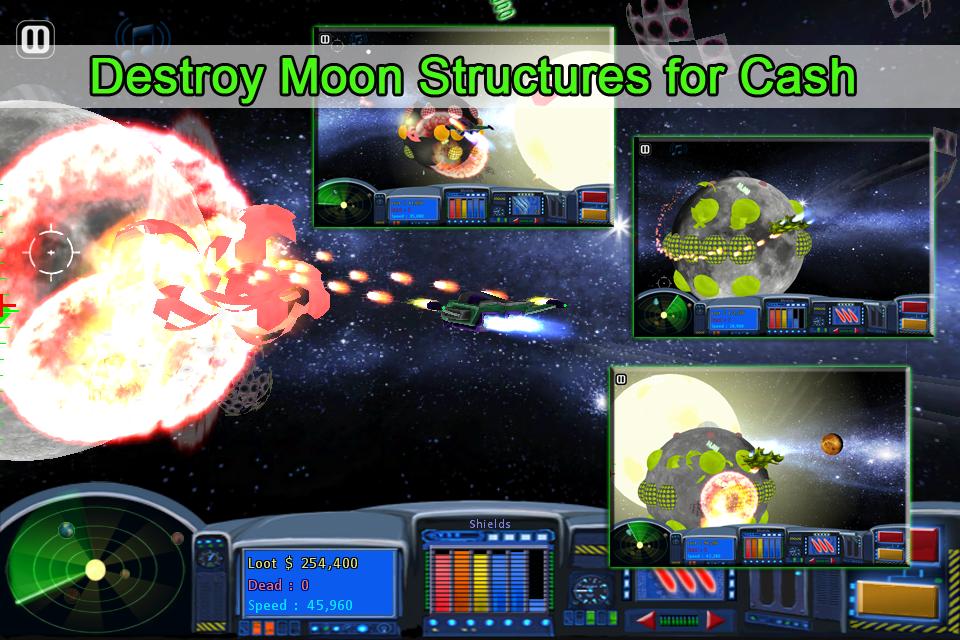 Asteroids 2012 screenshot 2