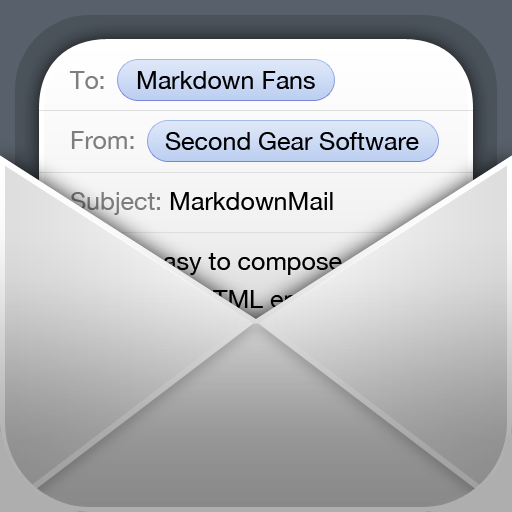 MarkdownMail - Send HTML Email