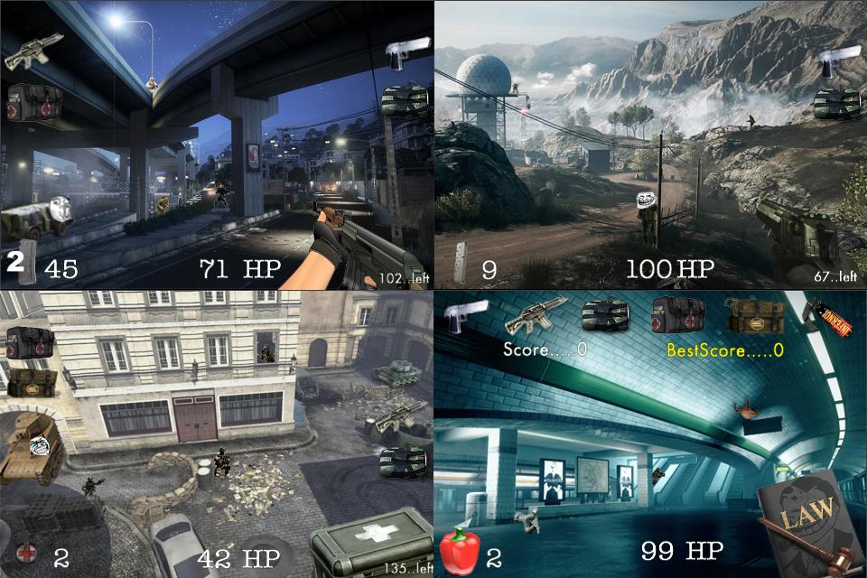 Battle Duty: Modern Field 3 screenshot 1