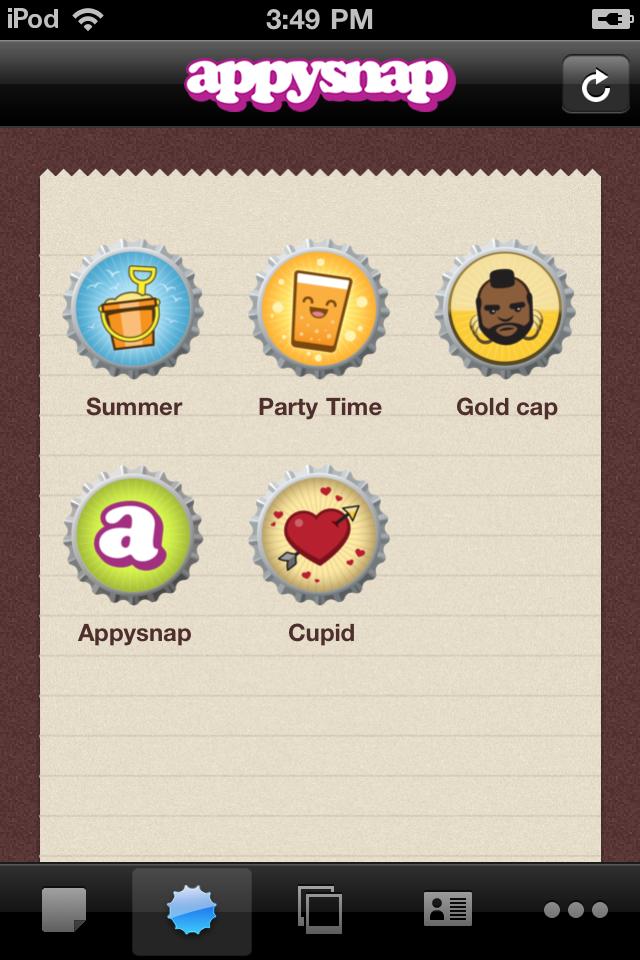 Appysnap screenshot 2