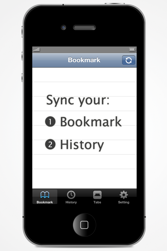 internet explorer for iphone explorerとiphoneや間でブックマーク 履歴を同期 ie sync pro 14347