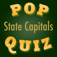 HowToSolve – State Capitals Pop Quiz Icon
