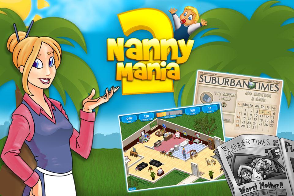 Nanny Mania 2 screenshot #1