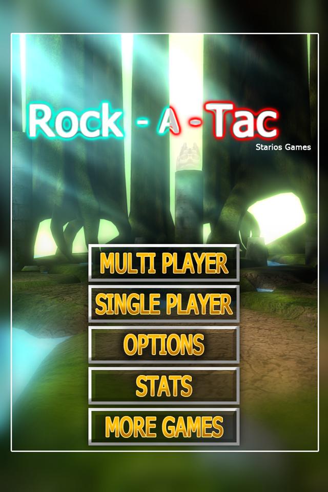 Rock-a-Tac Free screenshot 5
