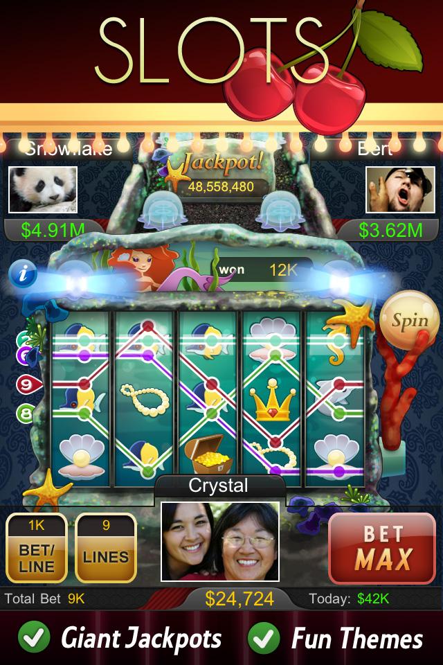 Card Ace: Casino – Free Slots, Poker, Blackjack and More! screenshot 3