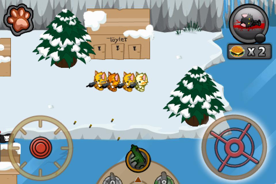 Meowcenaries screenshot #4