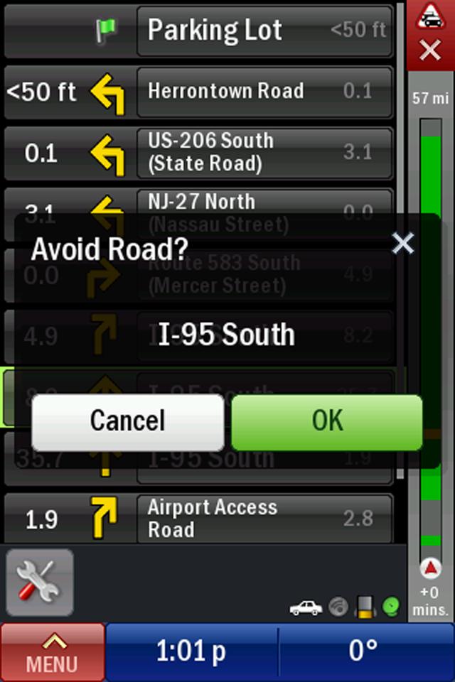 CoPilot Live USA screenshot 3