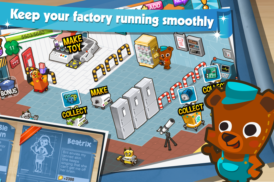 Toy Factory™ screenshot #3