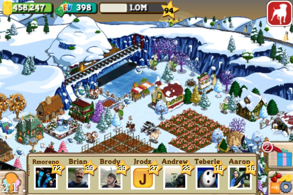 FarmVille by Zynga screenshot 2