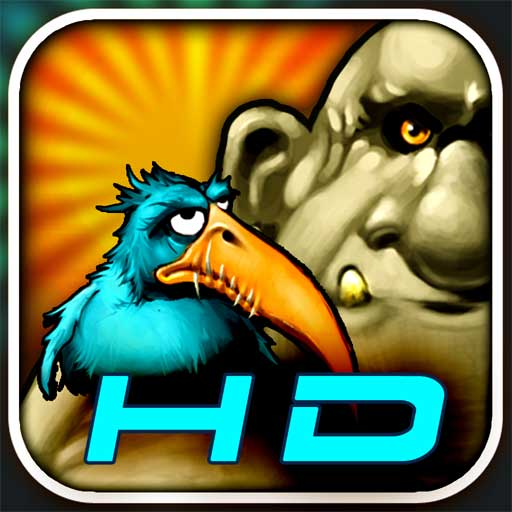 Monster Trouble HD icon