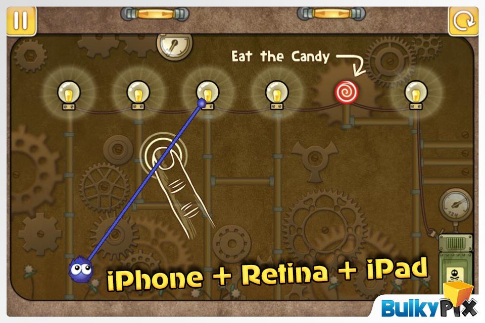 Catch the Candy HD FREE screenshot #1