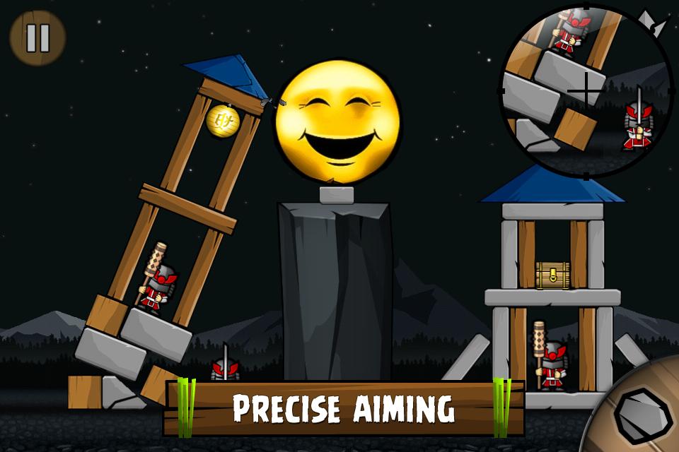 Siege Hero Free screenshot #2