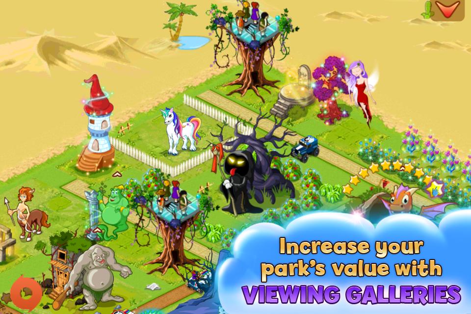 Fantasy Safari screenshot 5