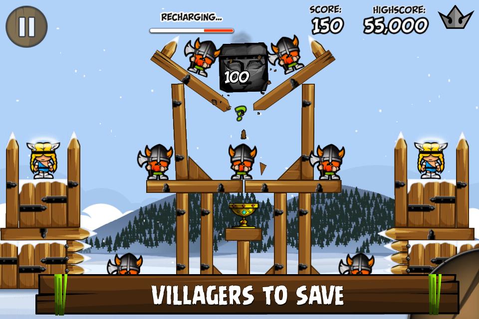 Siege Hero Free screenshot #5