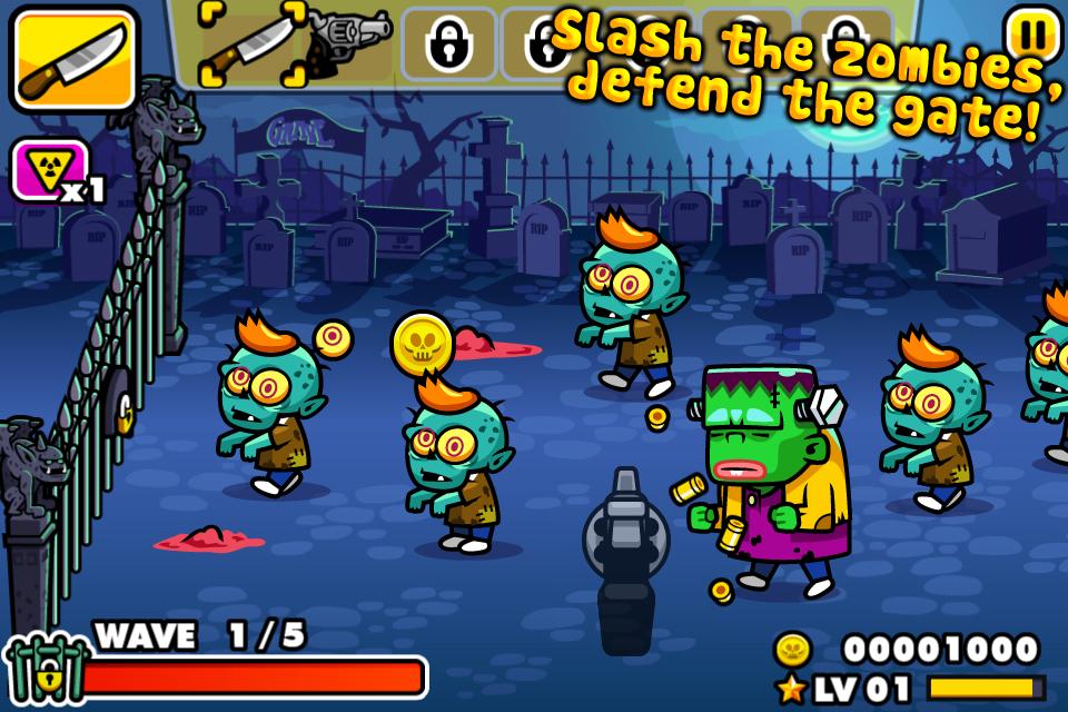 Monster Mayhem™ screenshot 1