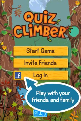 Quiz Climber™ Free screenshot #1
