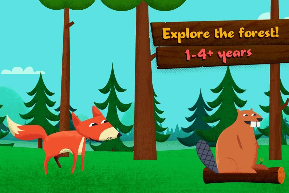 Kapu Forest Fun screenshot 1