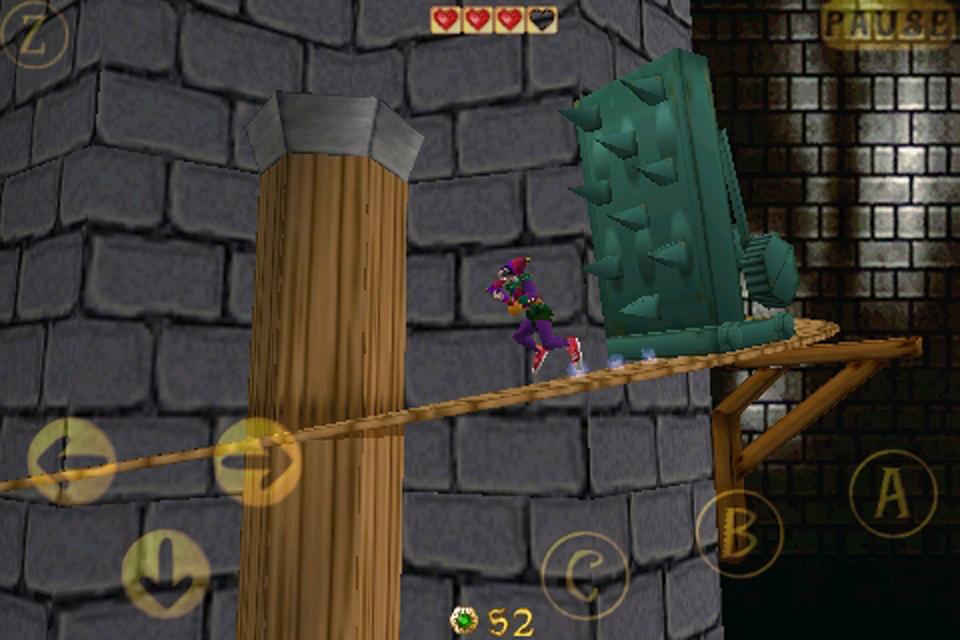 Pandemonium screenshot 2