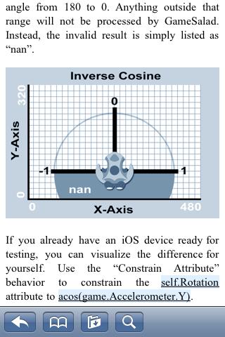 An Unofficial GameSalad Textbook screenshot 4