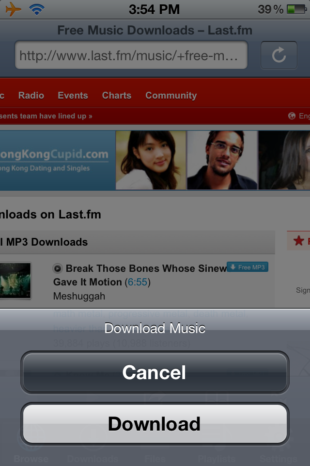 free music downloader app for iphone free pro downloader and player by 1989