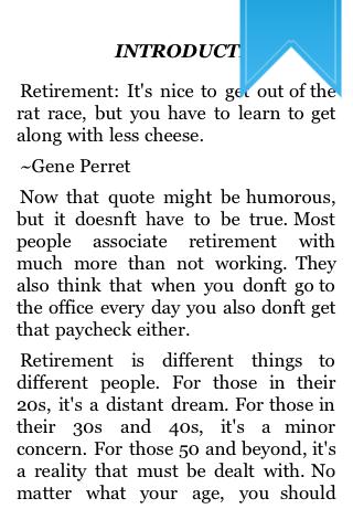 Retirement Planning screenshot #2