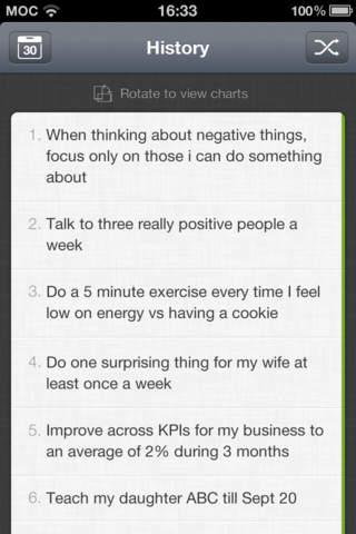 10 Ideas a Day screenshot #2