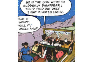ANU CLUB DIGEST - Amar Chitra Katha, Tinkle Comics screenshot 4