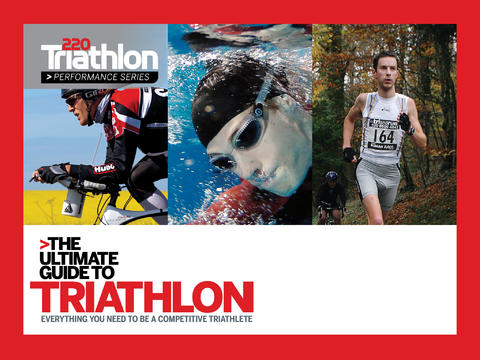 220 Triathlon Ultimate Guide to Triathlon screenshot 1