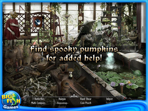 Sleepy Hollow: Mystery Legends HD (Full) screenshot 4