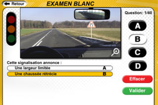 Réussir le Code de la Route PREMIUM screenshot 3